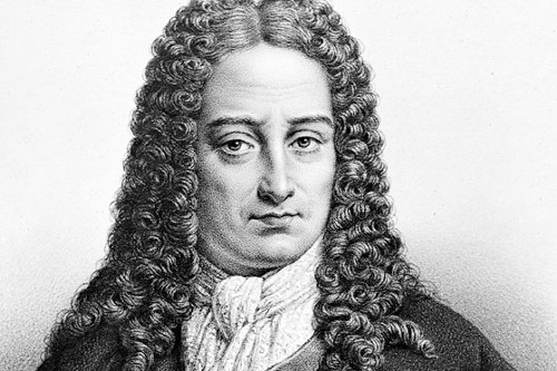 1716 - A murit filosoful german Gottfried Wilhelm Leibniz;