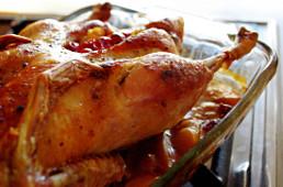 Carnea de rata, bogata in proteine, fier si zinc